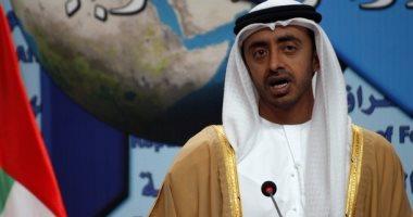وزير الخارجية الإماراتى: ما قامت به السعودية لخدمة الحجاج فخر للأمة