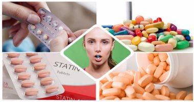 أبرز 10 أدوية أمريكية فى السوق.. أشهرها  الفياجرا  وعقاقير القلب -