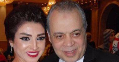رسالة رومانسية من روجينا لزوجها الفنان أشرف ذكى فى عيد ميلاده.. تعرف عليها