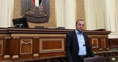 النائب خالد عبدالعظيم يطالب وزير الزراعة بخطة متكاملة لمواجهة المبيدات المغشوشة