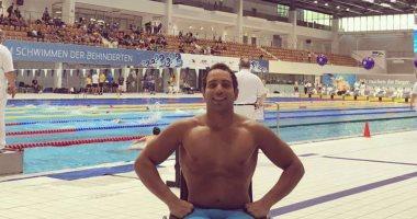 بطل الصيد يتأهل إلى بطولة العالم للسباحة في المسافات القصيرة