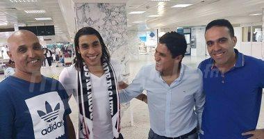شاهد.. عمرو مرعى يصل تونس للتوقيع للنجم الساحلى