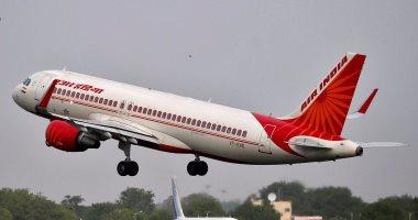 طائرة هندية تهبط اضطراريا فى مطار جايبور الدولى عقب انفجار إطارها