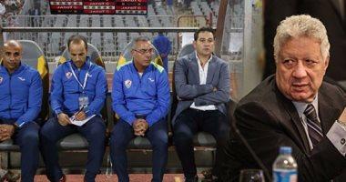 مرتضى منصور: مجلس الزمالك يحدد مصير إيناسيو و 15 لاعب لا يستحون البقاء
