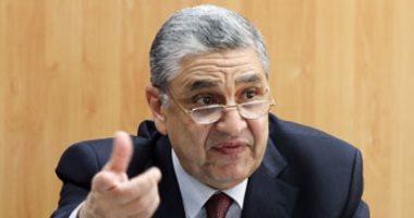 وزير الكهرباء يجتمع برئيس شركة شمال القاهرة لمتابعة خطة تطوير الخدمة