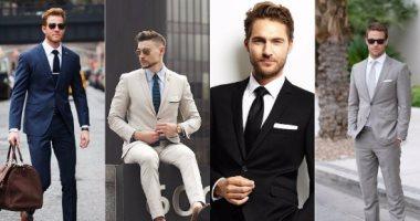 6eac927e9d242 قاموس الموضة الرجالى.. ألوان بدل لإطلالة رسمية مميزة