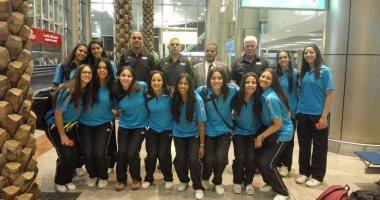 سيدات الطائرة تحت 23 سنة يواجهن الأرجنتين اليوم فى بطولة العالم