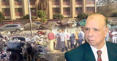 محافظ القاهرة يقرر تعديل استخدام مبنى فى حى الملتقى العربى من سكنى لإدارى