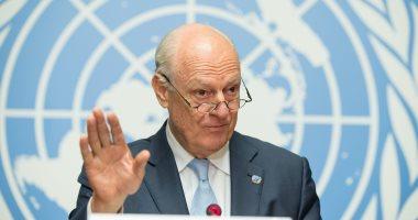 دى ميستورا: الحكومة السورية أبلغتنا بعودة وفدها إلى جنيف الأحد المقبل