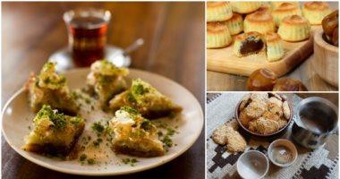 3 وصفات حلويات شرقية من سوريا