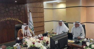 الدكتور محمد صالح بن طاهر بنتن وزير الحج والعمرة السعودى