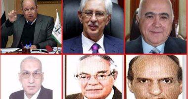 بوست كارد.. واحد من هؤلاء سيختاره السيسى لرئاسة مجلس الدولة.. تعرف عليهم