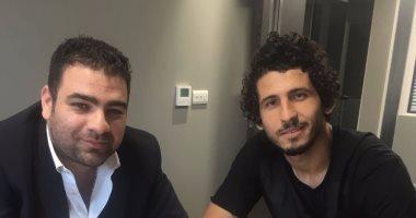 بعد انضمامه رسميا.. ويست بروميتش يطلب بطاقة أحمد حجازى من الأهلي