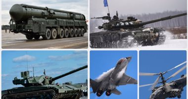 أقوى 10 أسلحة فى الجيش الروسى عام 2017