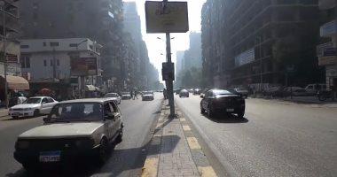 النشرة المرورية.. تباطؤ حركة السيارات بطريق إسكندرية الزراعى والدائرى