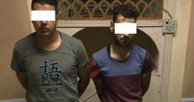 كاميرات المراقبة تكشف المتهم الرئيسى بواقعة السطو المسلح على صرافة قصر النيل