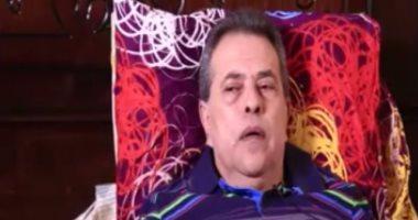 """توفيق عكاشة ينشر فيديو اعتذاره عن إساءاته لـ""""أبو هشيمة"""" وخالد صلاح"""
