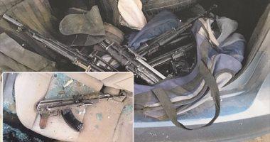 السجن 9 سنوات لصاحب كافيتريا بتهمة الاتجار فى الأسلحة النارية بأوسيم