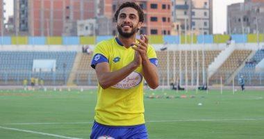 محمد فتحى يقتحم نادى المائة مباراة مع الدراويش