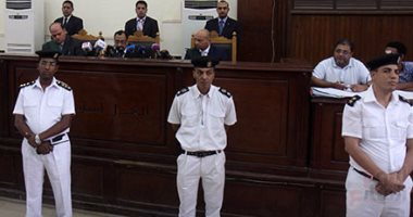بالصور.. السجن المشدد 5 سنوات لأحد شركاء حازم أبو إسماعيل فى  حصار محكمة مدينة نصر  -