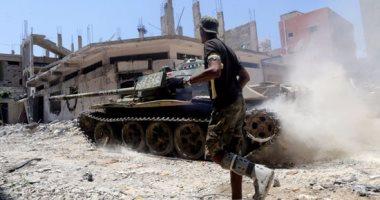 مقتل 4 جنود من الجيش الليبى وإصابة 72 آخرين فى مواجهات خلال سبتمبر الماضى
