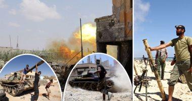 الجيش الليبي: إسقاط 3 طائرات تركية مسيرة بالقرب من مدينة بني وليد