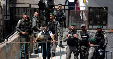 إصابة مسئول فلسطينى خلال قمع قوات الاحتلال مسيرة سلمية جنوب الخليل