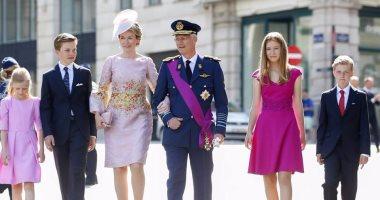 إصابة أحد أفراد الأسرة المالكة فى بلجيكا بكورونا يتسبب بإلغاء جميع الارتباطات