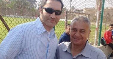 علاء مبارك في الأهلي