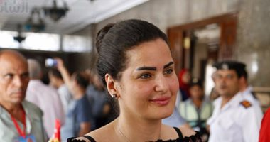 سما المصرى عن زيارتها لضريح عبدالناصر: كنت معدية بالصدفة لقيت زحمة دخلت