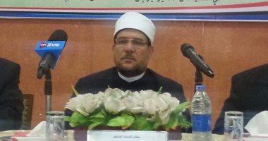 وزير الأوقاف يعتمد مذكرة القطاع الدينى بتكليف 10 قيادات وسطى لمدة 6 أشهر