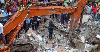 مقتل 45 شخصا فى انهيار أرضى بالهند