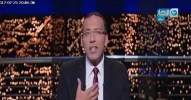 خالد صلاح : السيسى لا يهتم بشعبيته.. وهدفه الأول تثبيت الدولة المصرية
