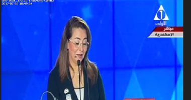 وزيرة التضامن: الحكومة تنحاز للصعيد ونعمل على تنمية رؤوس أموال الفقراء
