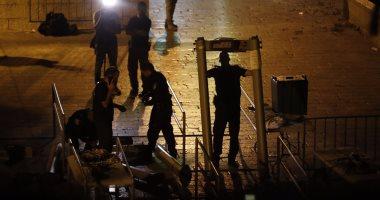 بالصور.. إسرائيل تعلن إزالة البوابات الإلكترونية من المسجد الأقصى