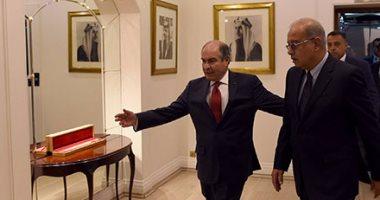 رئيس الوزراء يصل القاهرة بعد مشاركته فى مؤتمر الشمول المالى