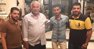 """الإسماعيلي يعرض """"3 مليون + وجيه عبد الحكيم""""  لضم معاذ ظهير أيسر سموحة"""