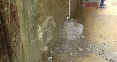 """شكوى من وجود علب كهرباء """"كوفريه"""" على مستوى منخفض بشارع حمدى عبد العال بالمرج"""