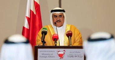 وزير خارجية البحرين: الشعب السعودى هو مضرب المثل فى الوفاء والولاء