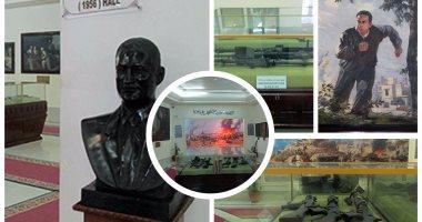 المتحف الحربى شاهد على صمود بورسعيد فى وجه العدوان الثلاثى