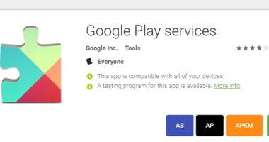 تطبيق Google Play Services يتجاوز 5 مليارات تحميل عبر متجر الأندرويد