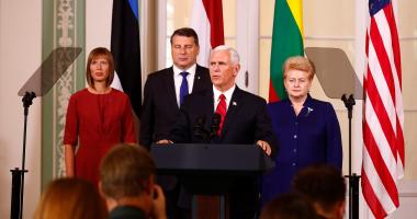 نائب الرئيس الأمريكى: مستقبل دول غرب البلقان مع الغرب