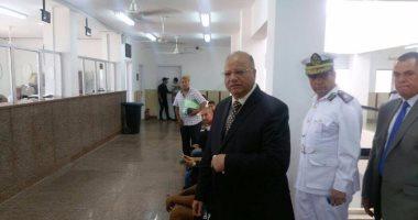 محافظ القاهرة: المبانى المخالفة كثيرة جدا وإجراءات حاسمة لوقفها