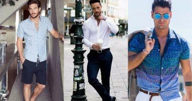 d63e70614 قاموس الموضة الرجالى..اعرف إزاى تلبس الشيميز لإطلالة سيمى فورمال ...