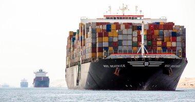 الفريق مهاب مميش: عبور 46 سفينة قناة السويس بحمولة 3.1 مليون طن -