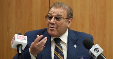 غدا.. حسن راتب يتحدث عن التنمية والاقتصاد التعاونى بالفضائية المصرية