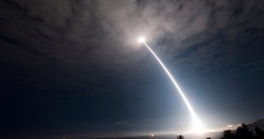 اعتراض صاروخ باليستى فى سماء أبها جنوب غرب السعودية