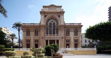 وزير الآثار يتابع أعمال تطوير المعبد اليهودى لتحديد موعد افتتاحه