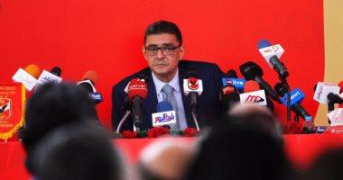 """محمود طاهر يخطر الأندية بإقامة انتخابات الأهلى بـ""""الاسترشادية"""""""
