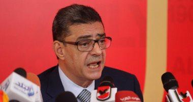 محمود طاهر: ظلم الحكام للأهلى لن يتكرر